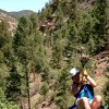 Mountaintop Ziplining Near Denver