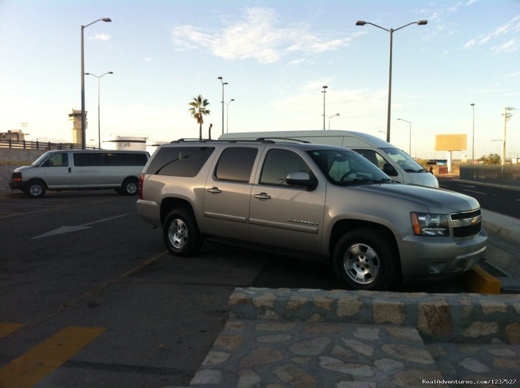 Los Cabos Private Transportation and Transfer Los Cabos, Mexico Car & Van Shuttle Service