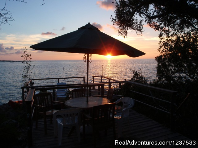 Sunsets included for free - Romantic Private Island Home - weekly rental