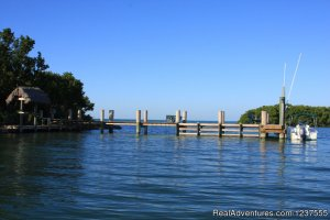 Seabird Key, Private Island,  Sandy beach & boat Marathon, Florida Vacation Rentals