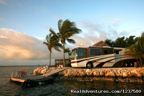 Bluewater Key Luxury RV Resort