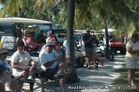 - Bluewater Key Luxury RV Resort