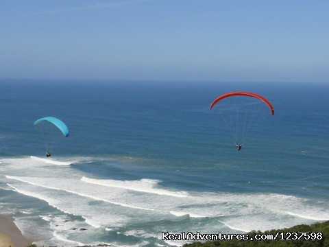 Image #1 of 2 - Paragliding Garden Route