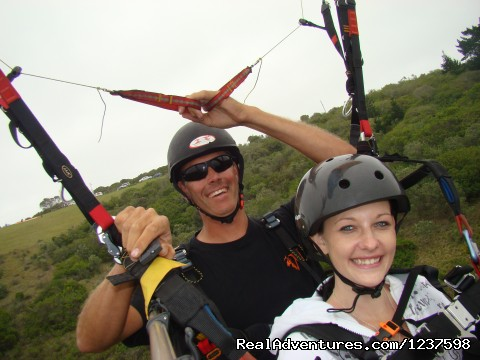 Image #2 of 2 - Paragliding Garden Route