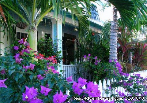 The Nassau House Bed & Breakfasts Orlando, Florida