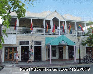 Clothing Optional Gay B and B Bed & Breakfasts Key West, Florida