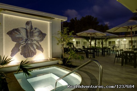 - Orchid Key Inn