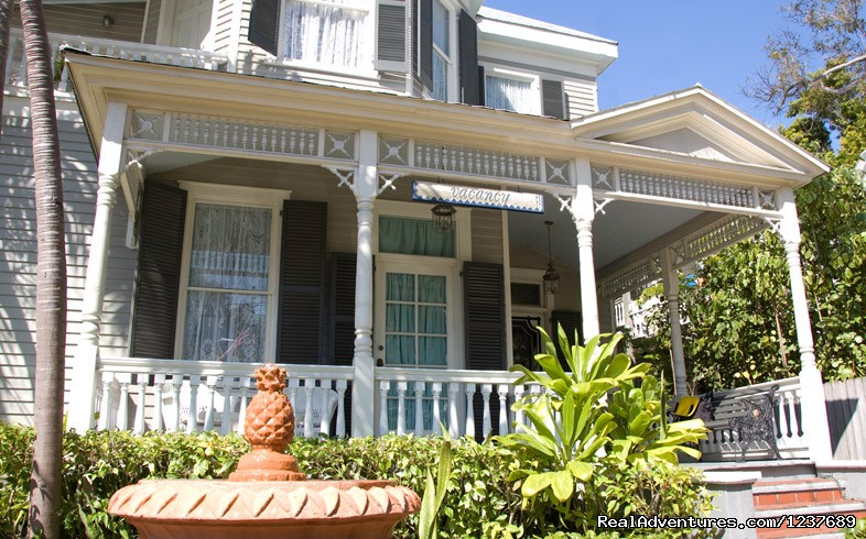 Image #1/3 | Key West, Florida  | Bed & Breakfasts | Pilot House Guest House