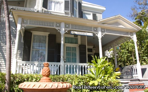 Pilot House Guest House Bed & Breakfasts Key West, Florida
