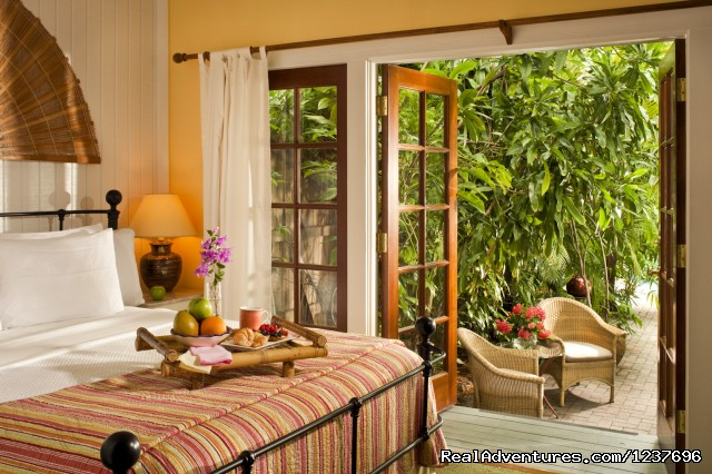 Tropical Inn, Poinciana Patio (#2 of 23) - Most Romantic Inn in Key West