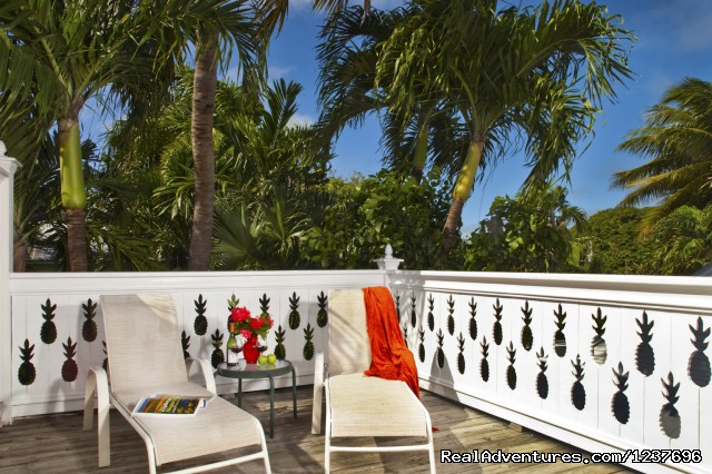Tropical Inn, Key Lime Loft (#4 of 23) - Most Romantic Inn in Key West