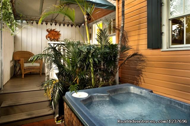 Tropical Inn, Pineapple Hideaway (#20 of 23) - Most Romantic Inn in Key West