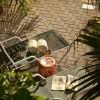 Tropical Inn, garden view