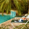 Tropical Inn, waterfall pool