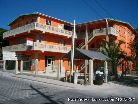 Luxury House Rental on Ambergris Caye