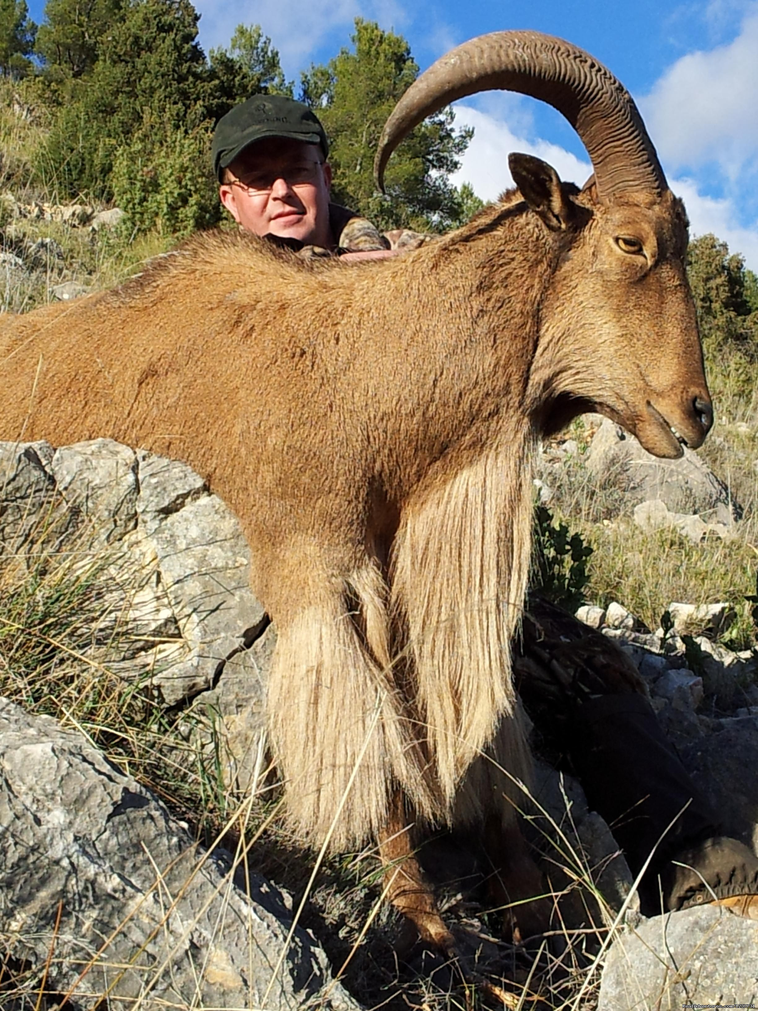 Hunting Trips to Spain Lorca, Spain Hunting Guides
