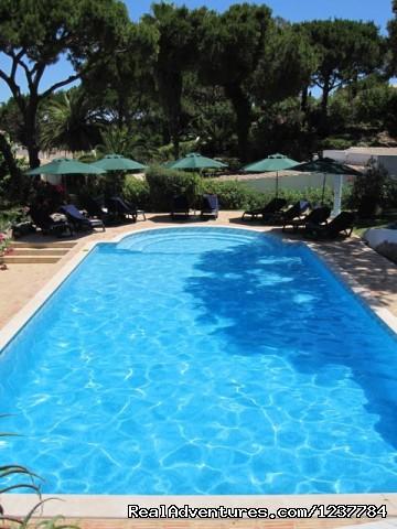 Pool - 5 Bed Villa in Vilamoura, Portugal
