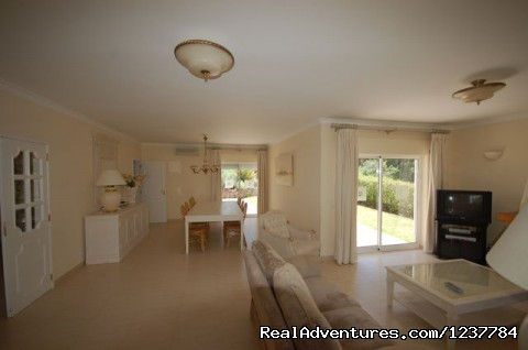 Living Room (#3 of 8) - 5 Bed Villa in Vilamoura, Portugal