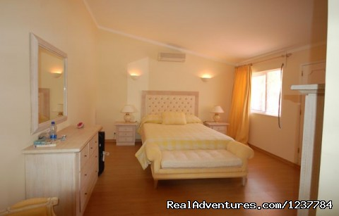 Upstairs Bedroom 2 (#5 of 8) - 5 Bed Villa in Vilamoura, Portugal