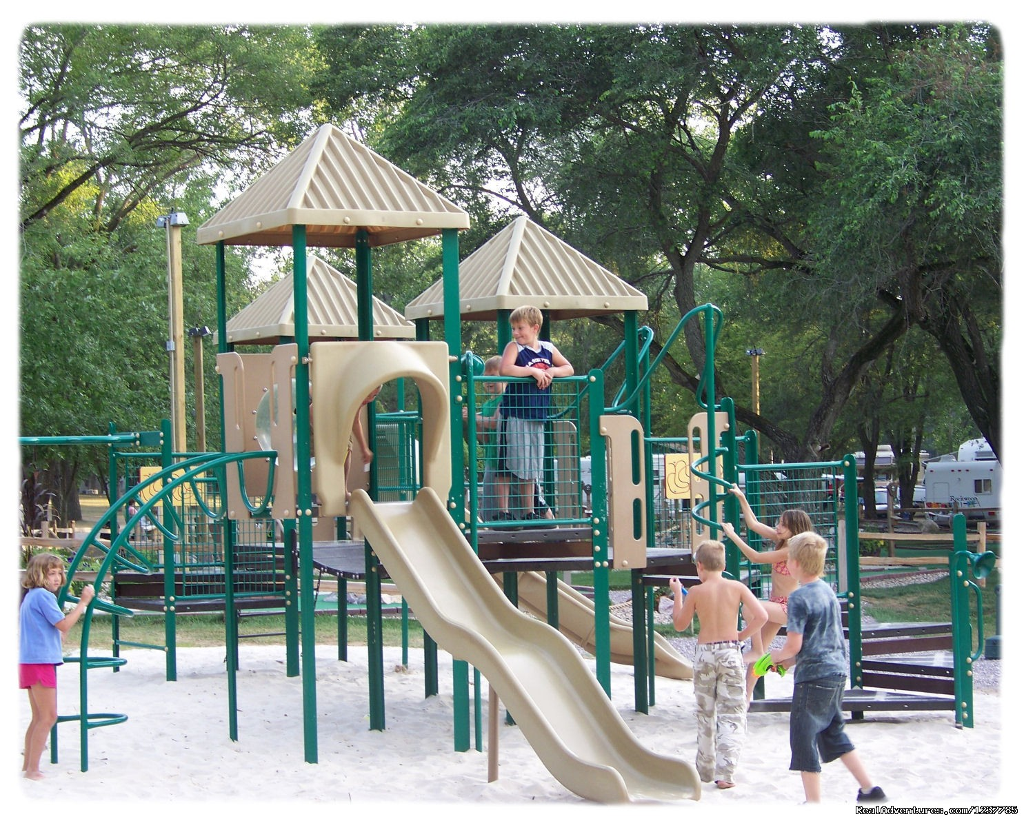 Main Playground at the Store