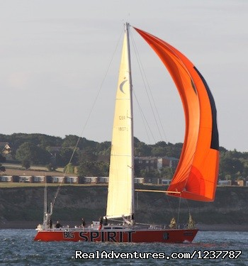 Adventure Sailing Experiences and Holidays: Round the Island Race