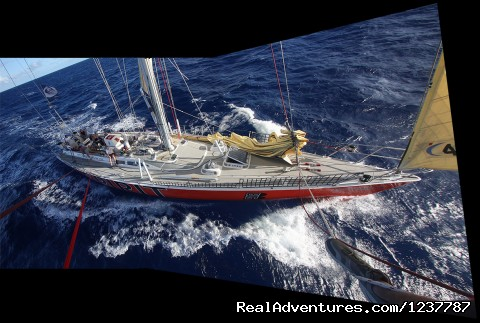 Atlantic Sailing - Adventure Sailing Experiences and Holidays