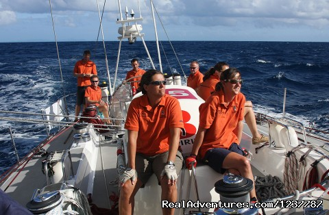 Atlantic Racing - Adventure Sailing Experiences and Holidays