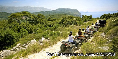 Dubrovnik ATV Safari: