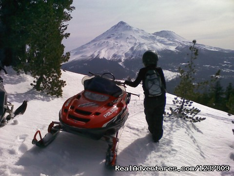 Another great day snowmobiling Mt Shasta (#2 of 12) - Ride the volcano Snowmobile Mt Shasta, Ca.