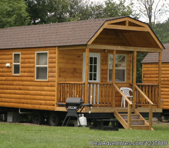 Cooperstown Beaver Valley Cabins and Campsites Vacation Rentals Cooperstown, New York