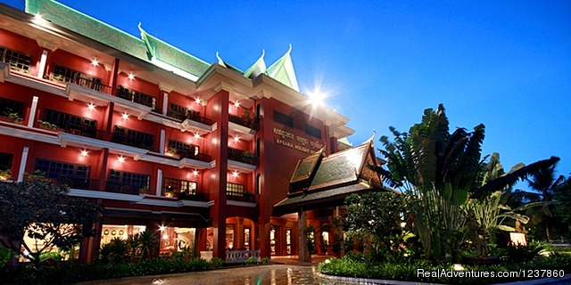 - Apsara Holiday Hotel