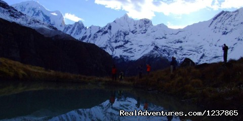 Annapurna Circuit Trek -24 days