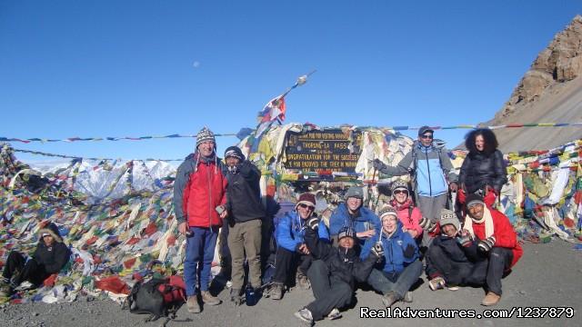 Trekking in Nepal, Nepal Trekking, Himalaya Trekki Trekking in Annapurna Circuit
