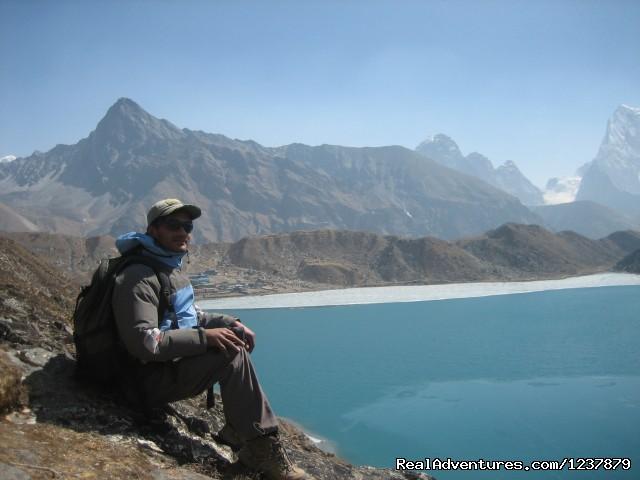 Trekking in Nepal, Nepal Trekking, Himalaya Trekki Everest Gokyo Trekking