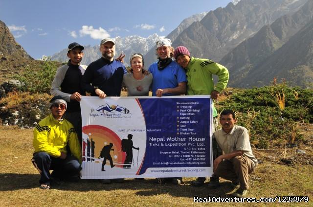 Trekking in Nepal, Nepal Trekking, Himalaya Trekki Manaslu Teum Valley Trip