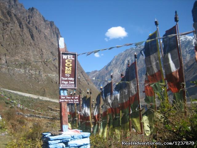 New Open Trekking in Manaslu Tsum Valley - Trekking in Nepal, Nepal Trekking, Himalaya Trekki