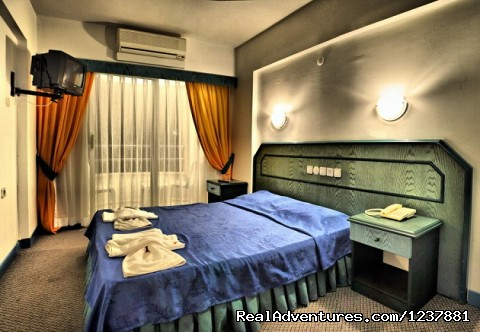 Great Value  Hotel in Kusadasi. Hotel ALBORA
