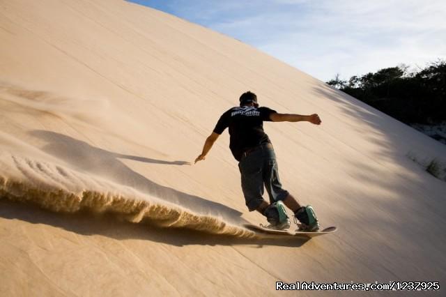 Sandboarding 4 (#4 of 5) - Sand Master Park