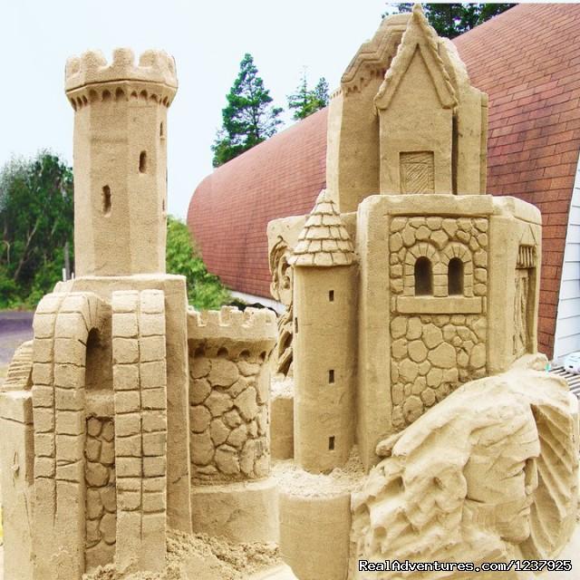 Sandboarding 5 (#5 of 5) - Sand Master Park