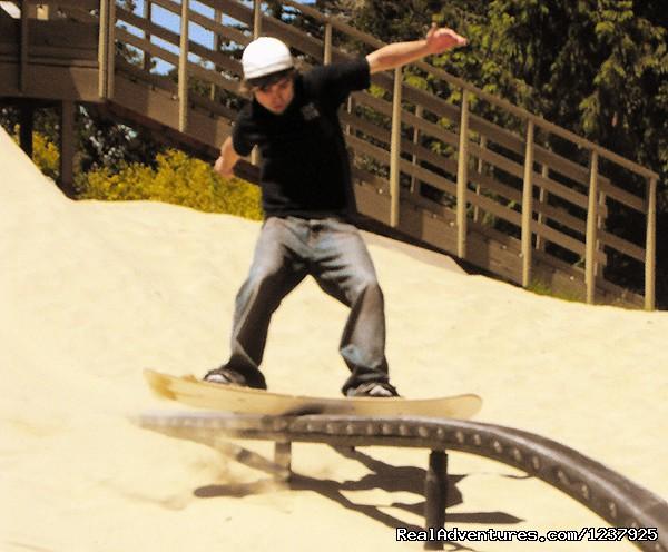 Sandboarding 3 (#3 of 5) - Sand Master Park