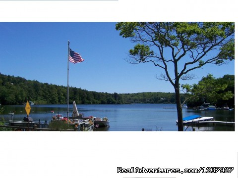 Our Cove On Herring Pond - Kayaking & Much More... At Waters Edge Beach House