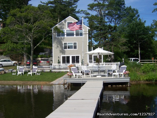 From The Dock - Kayaking & Much More... At Waters Edge Beach House