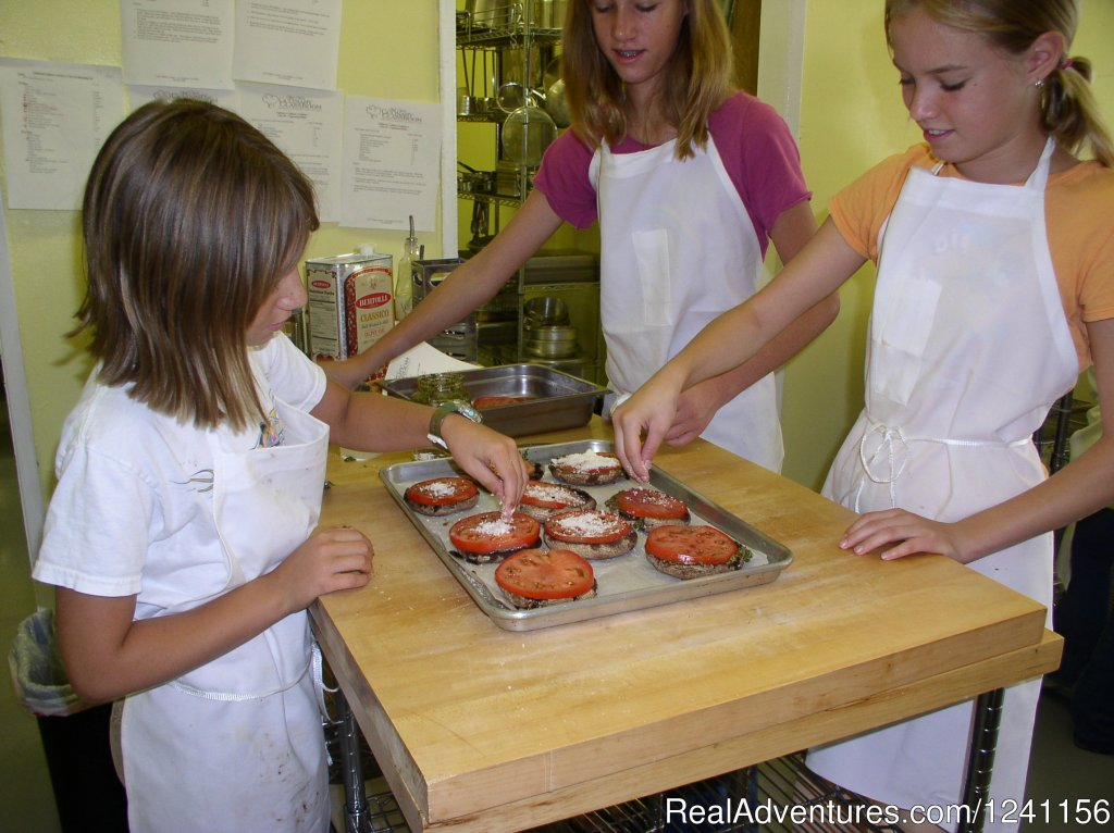 Kids Camp | Image #4/4 | Chef Eric's Culinary Classroom