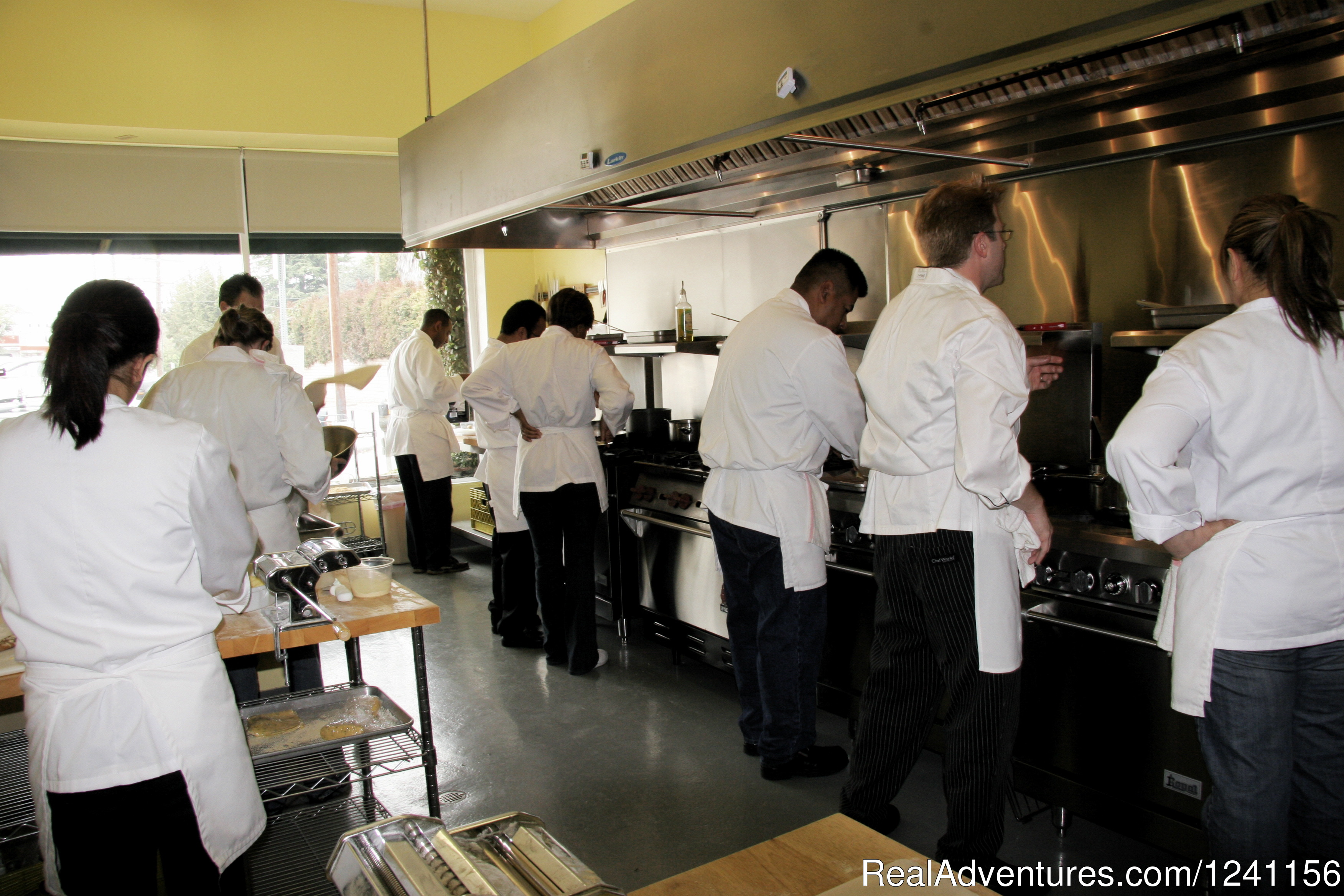 Master Chef Program - Kitchen | Image #3/4 | Chef Eric's Culinary Classroom
