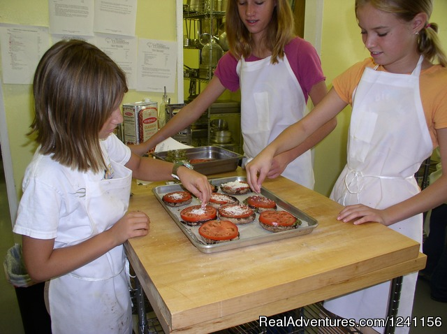 Kids Camp - Chef Eric's Culinary Classroom