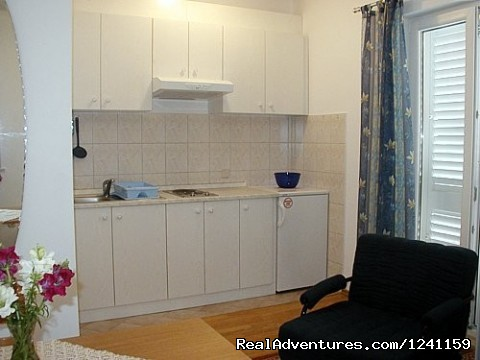 Kitchen Apartment 1 - Dubrovnik Studio Apartments
