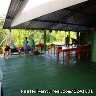 Restaurant (#2 of 6) - Manaus Jungle Hostel