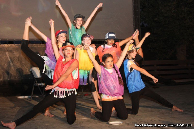 Pali Adventures Summer Camp Dance