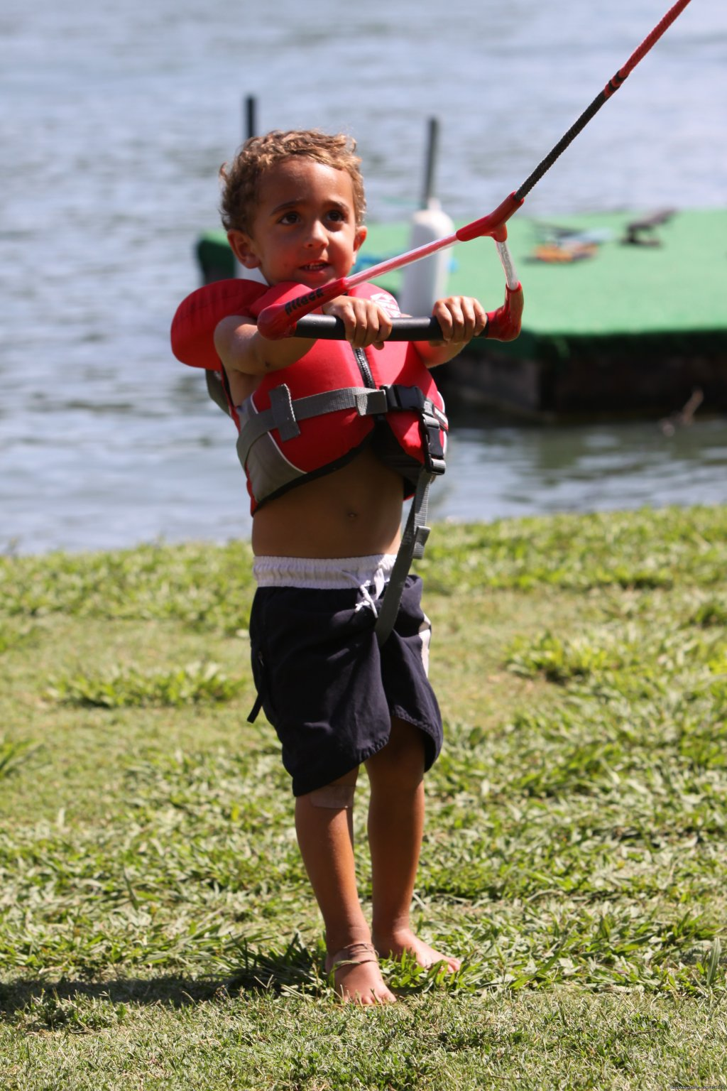 Learn to Water-Ski | Image #2/15 | Wonder Valley Family Camp