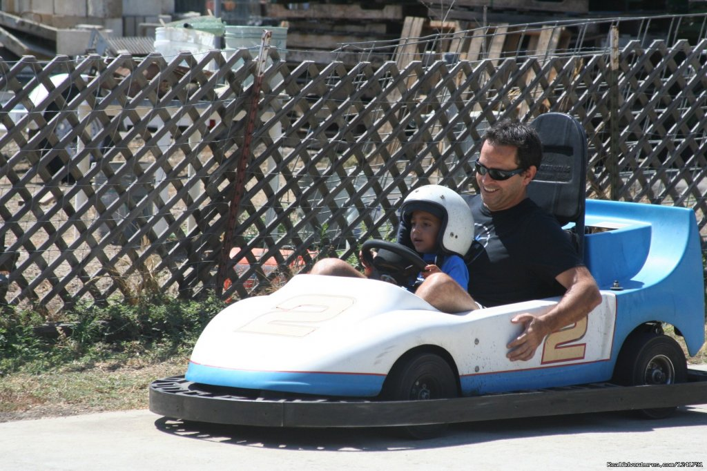 Go-Carts | Image #13/15 | Wonder Valley Family Camp
